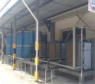 中国重汽热水系统