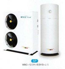 分体采暖/制冷机组--超低温侧出风