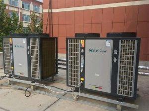 滨州渤海中学热水项目